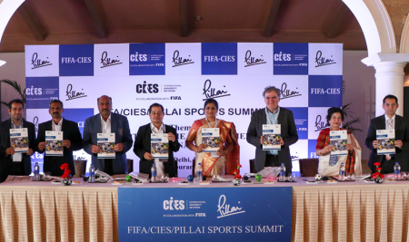FIFA/CIES/PILLAI Sports Summit (New Delhi)