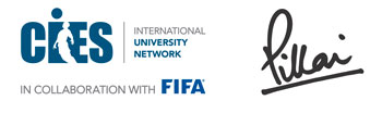 PILLAI/FIFA/CIES EXECUTIVE PROGRAM IN SPORTS MANAGEMENT