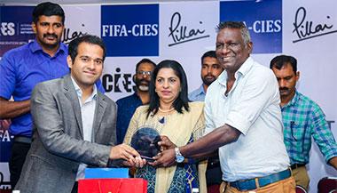 FIFA/CIES/PILLAI Sports Summit (Kochi)