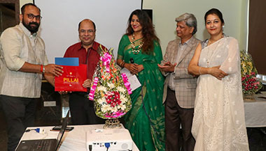 PILLAI/FIFA/CIES Kolkata Press Meet