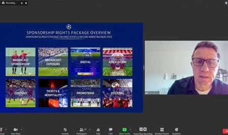 The Commercialisation of the UEFA Champions League