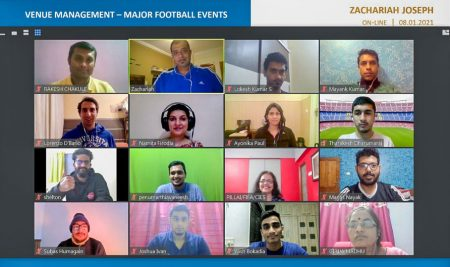 Venue Management at Major Football Events